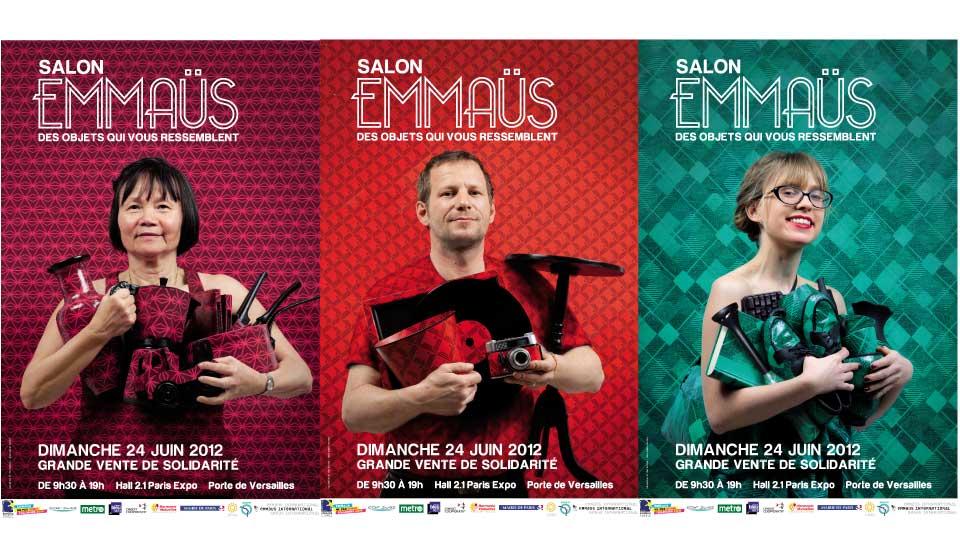 Salon emmaus la bastidane for Salon emmaus