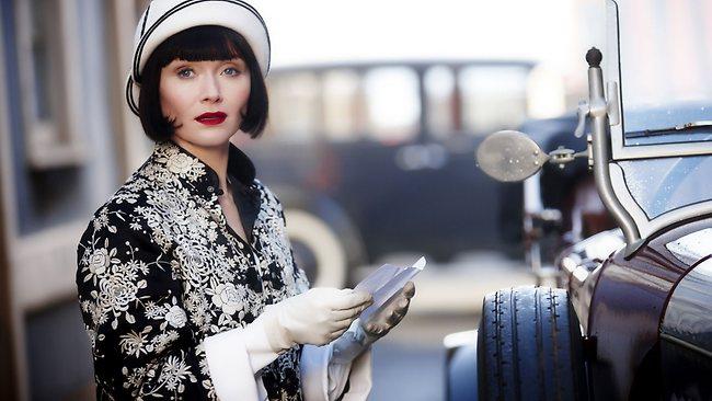 Miss Fisher's Murder Mysteries saison 3 en vostfr