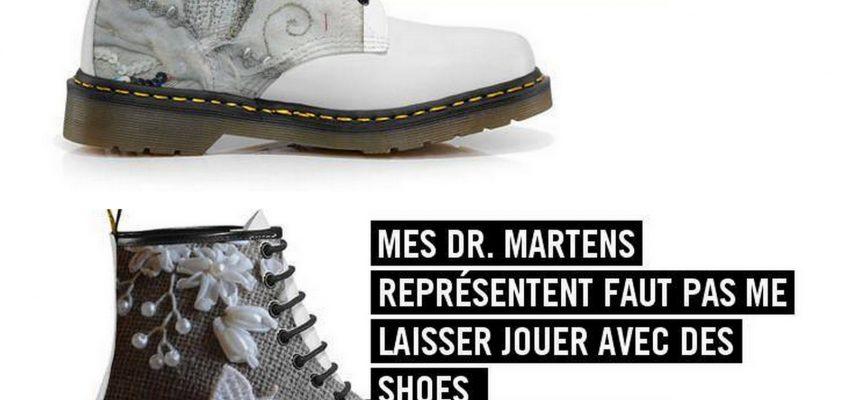 Mes Doc Martens qu'à moi