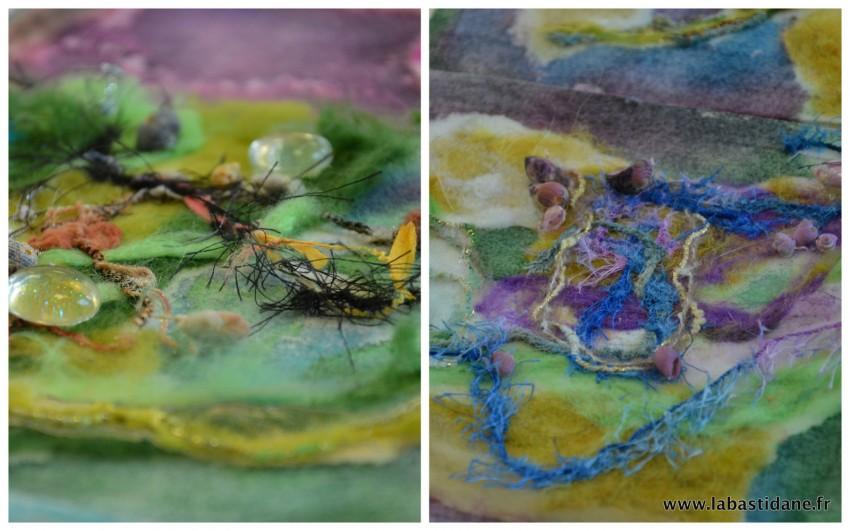art textile enfant