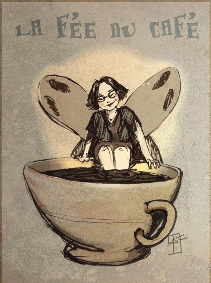 la fée du café