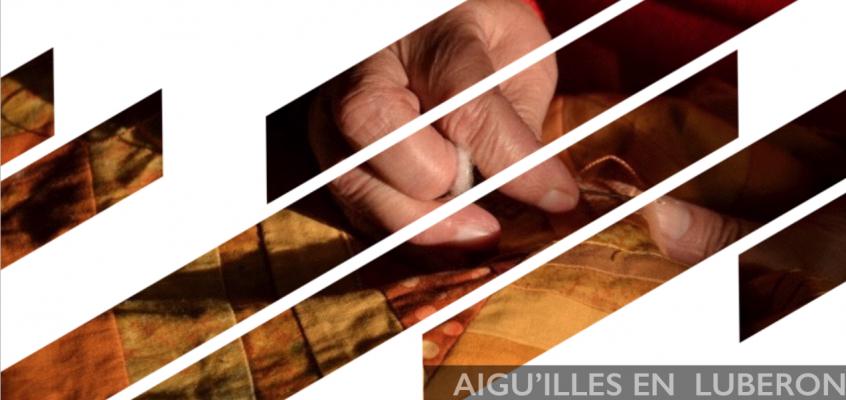 Les Ateliers pendant Aigu'illes en Luberon 2015