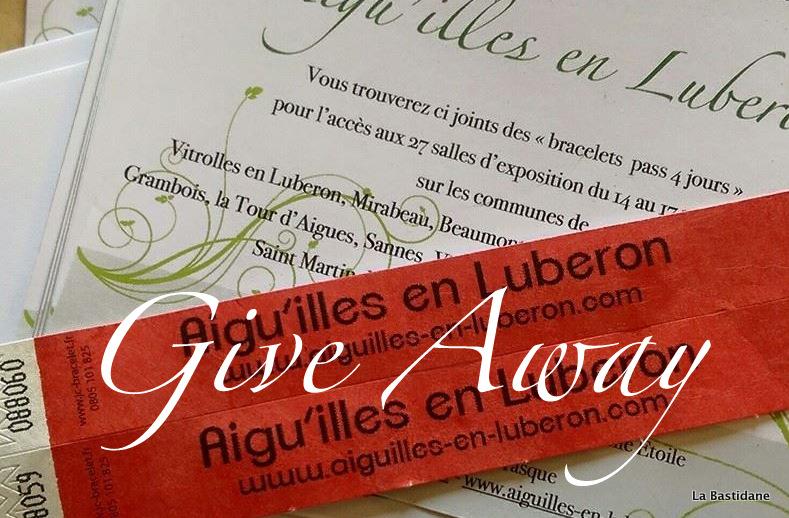 Des entrées gratuites pour Aigu'illes en Luberon