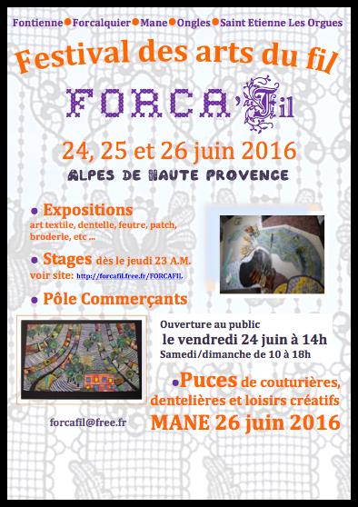 affiche 2016 FORCA  Fil