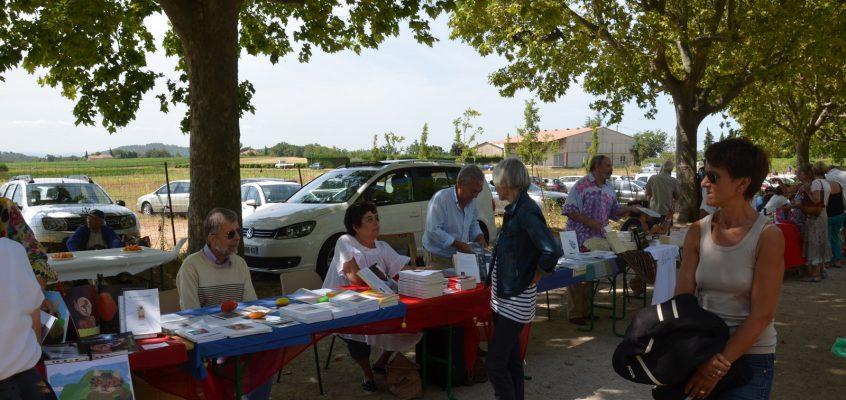 Lire en Luberon – 5ème Salon du livre le dimanche 14 août 2016