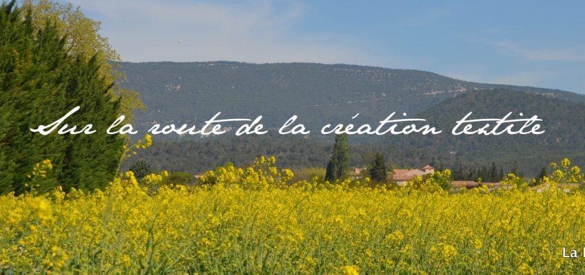 Sur la route de la création textile, les arts du fil autrement, à découvrir