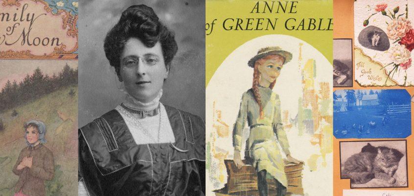 Lucy Maud Montgomery, Scrapbook et Anne avec un E