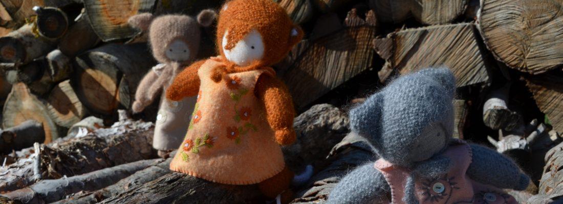 Des histoires que je brode, que je tricote, que je couds