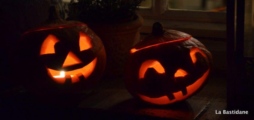 Parce qu'il nous fallait fêter Halloween