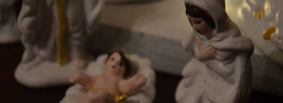 Marie, Jésus, Joseph …